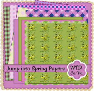 WTDesigns Jump into Spring