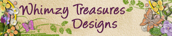 Whimzy Treasures Designs Banner