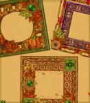 Elegant Jeweled Frames